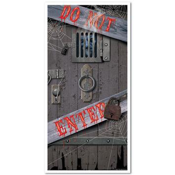 Spooky Halloween Door Cover picture