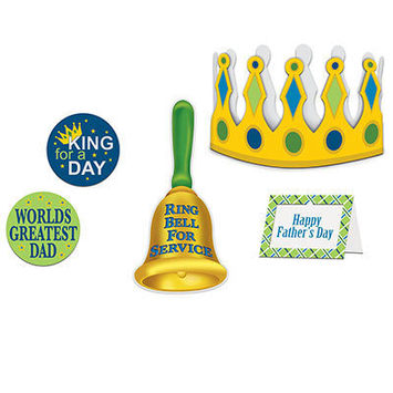 Father's Day King For A Day Kit picture