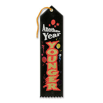 Another Year Younger Award Ribbon picture