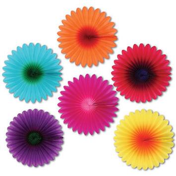 Mini Flower Fans picture