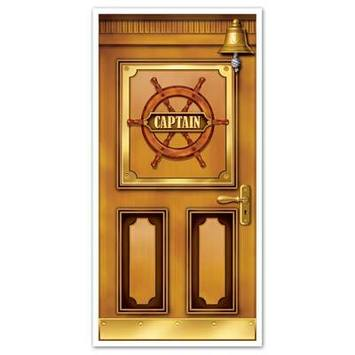 Cruise Ship Door Cover picture