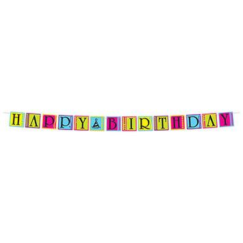 Happy Birthday Streamer picture