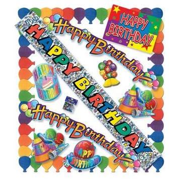Happy Birthday Party Kit picture