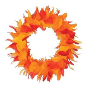 Feather Wreath picture