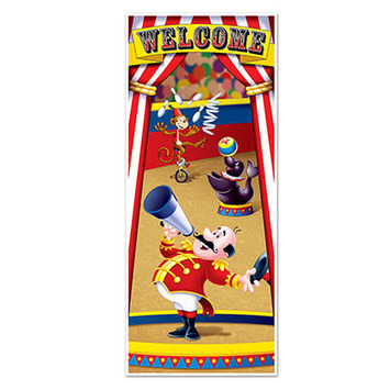 Circus Tent Door Cover picture