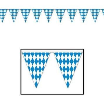 Oktoberfest Pennant Banner picture