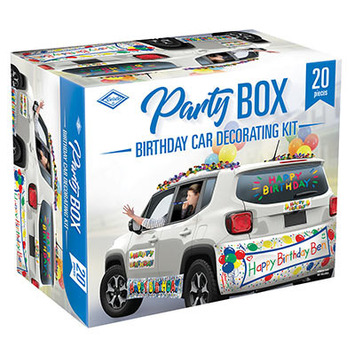 Birthday Car Party Box picture
