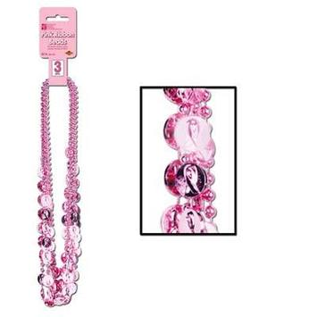 Pink Ribbon Beads picture
