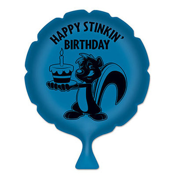 Happy Stinkin' Birthday Whoopee Cushion picture