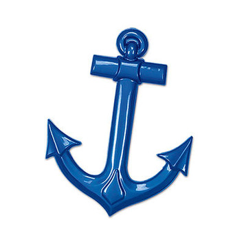 Plastic Ship's Anchor picture