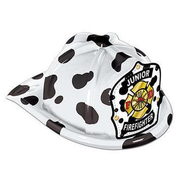 Dalmatian Plastic Jr Firefighter Hat picture