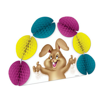 Easter Bunny Pop-Over Centerpiece picture