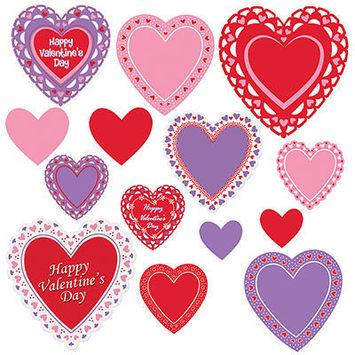 Valentine's Day Cutouts picture