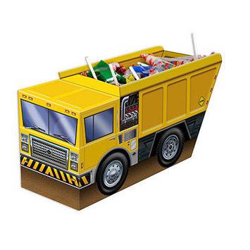 3-D Dump Truck Centerpiece picture