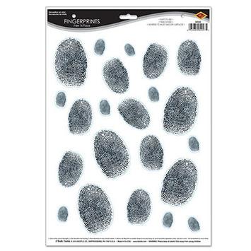 Fingerprints Peel 'N Place picture