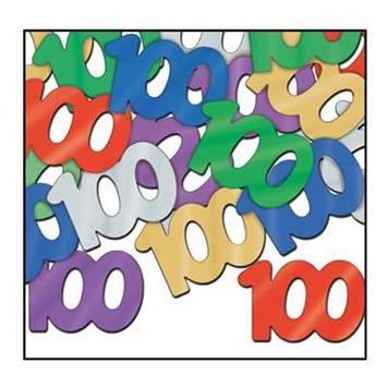 """Fanci-Fetti """"100"""" Silhouettes picture"""