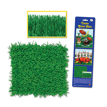Pkgd Tissue Grass Mats The Beistle Company
