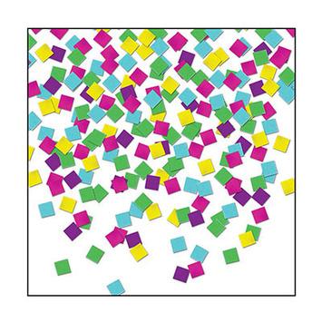 8-Bit Squares Confetti picture
