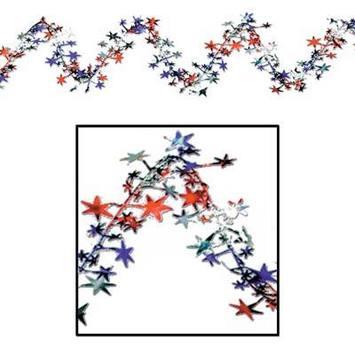 Gleam 'N Flex Star Garland picture