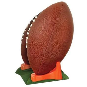 3-D Football Centerpiece picture