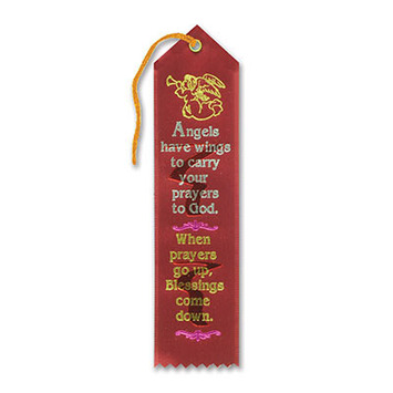 Angels Have Wings Ribbon picture