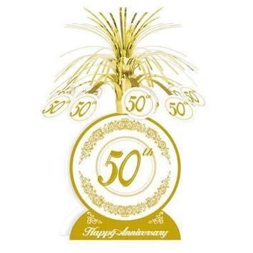50th Anniversary Centerpiece picture