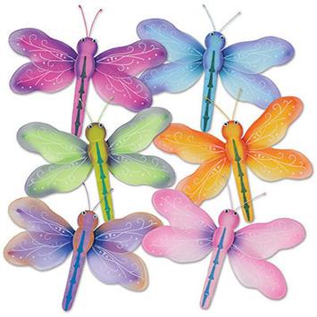 Nylon Dragonflies picture