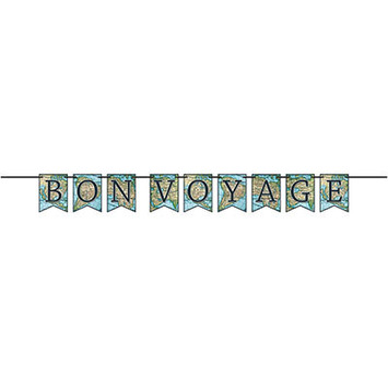 Bon Voyage Streamer picture
