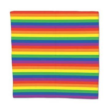 Rainbow Bandana picture