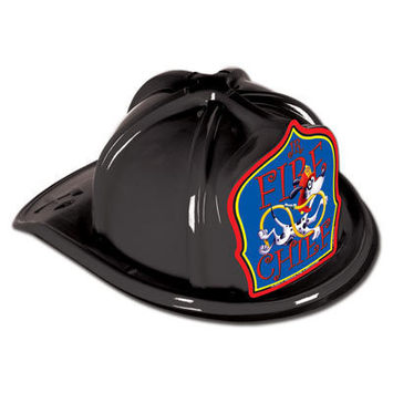 Jr Fire Chief Hat picture