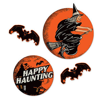 Vintage Halloween Cutouts picture
