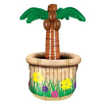 Inflatable Palm Tree Cooler picture