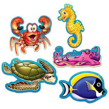Mini Under The Sea Cutouts picture