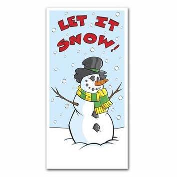 Winter Door Cover picture