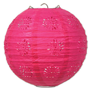 Lace Paper Lanterns picture