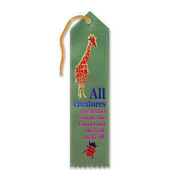 All Creatures Great And Small Ribbon picture