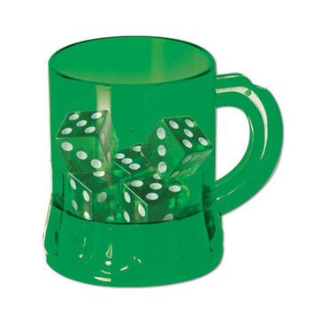 "St Pat's ""Mug Shot"" w/Dice picture"