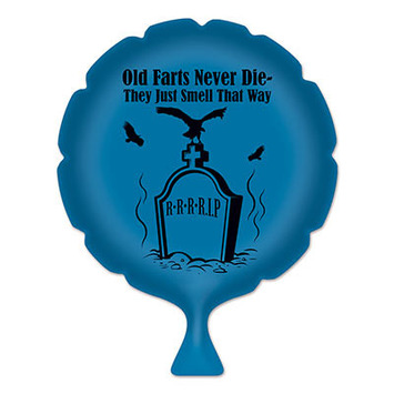 Old Farts Never Die Whoopee Cushion picture
