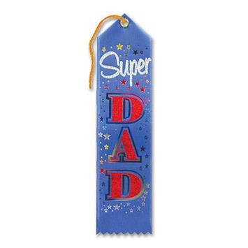 Super Dad Award Ribbon picture
