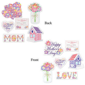 Mother's Day Cutouts picture