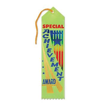 Special Achievement Award Ribbon picture
