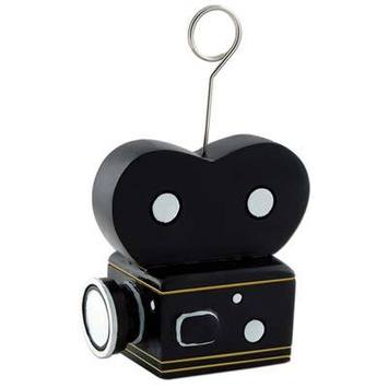 Movie Camera Photo/Balloon Holder picture