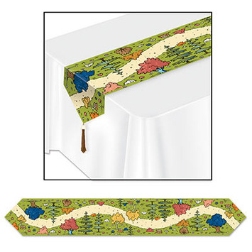 Woodland Friends Table Runner picture