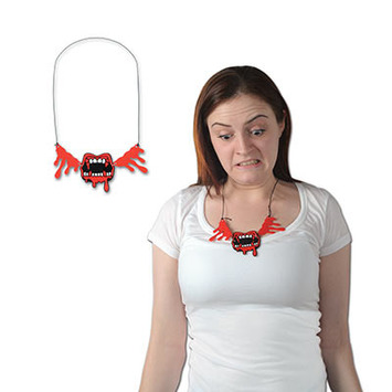 Bloody Fangs Necklace picture