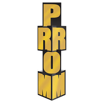 Foil Prom Column picture