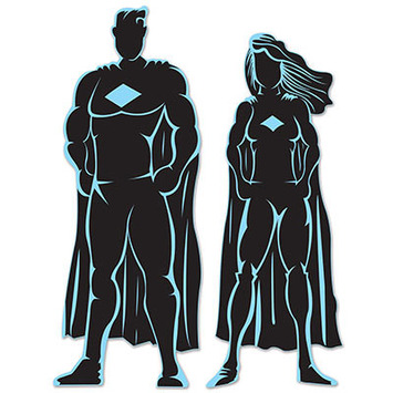 Hero Silhouettes picture