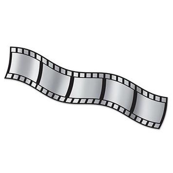 Filmstrip Metallic Decorating Material picture