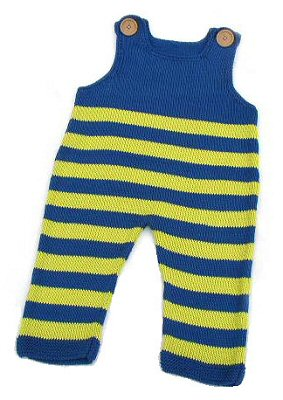 Close-Out!  Striped Baby Romper Kit QHCH3 Lizzie picture
