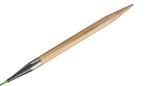 60' 10.85US/7.5mm HiyaHiya Bamboo Circular Needles