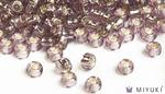 Miyuki 6/0 Glass Beads 12 - Silverlined Lilac approx. 30 grams